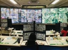 [경주]CCTV통합관제센터, 시민 안전 지킴이로 우뚝!