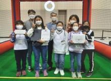 [경주]모량초등학교, 2021 드론쇼코리아 전국 드론축구대회 3위 영예 안아